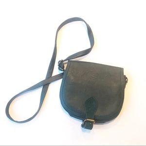 Green/Teal Joy Susan Vegan Leather Crossbody Bag ✨